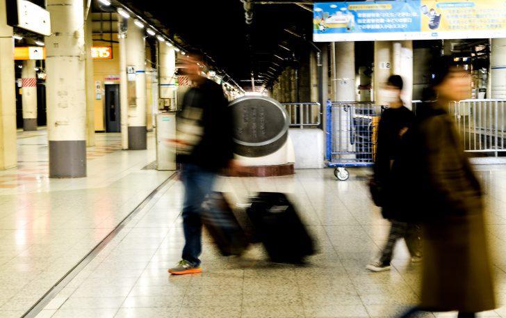 盛岡の偉人・啄木のように上野駅にそを聴きに行ってみた